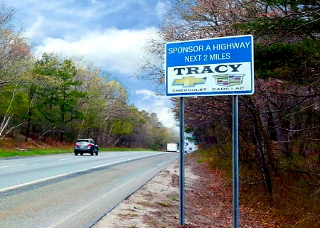 Jeff Tracy, President Of Tracy Chevrolet Cadillac, Knows The Importance Of  Helping Out Their Community And Being A Part Of Adopt A Highwayu0027s® Program  Is ...
