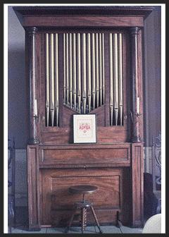 The Brattle Organ