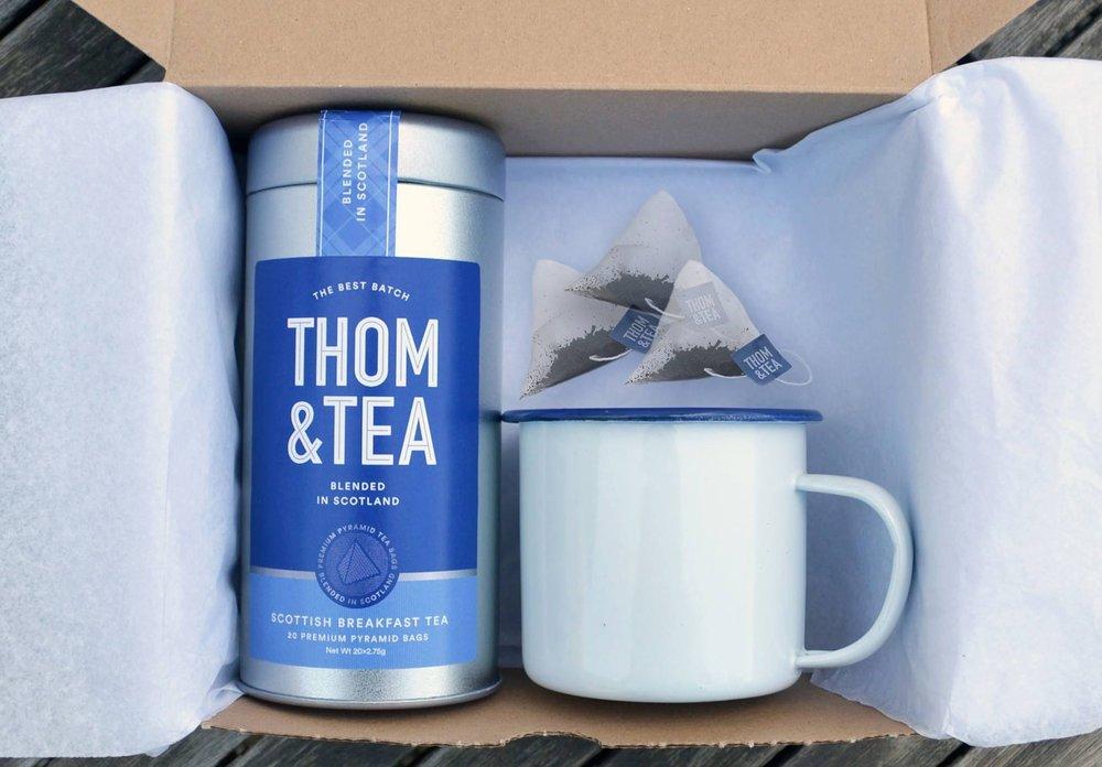 THOM & TEA -