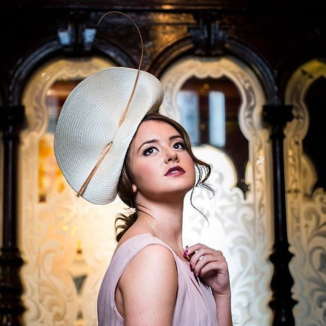 Sunday working ain't so bad when you are looking at a beauty like this 😍 Headpiece: @stephaniegallenmillinery  Photography: @lauraelizabethpatrick  Hair & MUA: @pamperpolishbeautybridal  Model: @sophq_  Dress: @melleclochebridal • • • #PR #ClientLove #UKPR #PRGirl #LifestylePR #BridalPR #PRLove #Brands #BrandLove #BrandMarketing #GlasgowPR #LondonPR #EdinburghPR #ScottishPR #Millinery #Hats #HatLove #Handmade #MillineryLove #ModernMilllinery #MOB