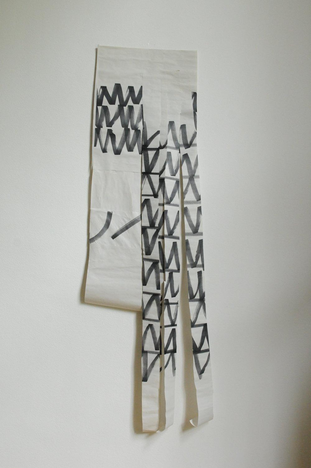 Drawings - by Karolina Suchanek (studio Cave Textiles)