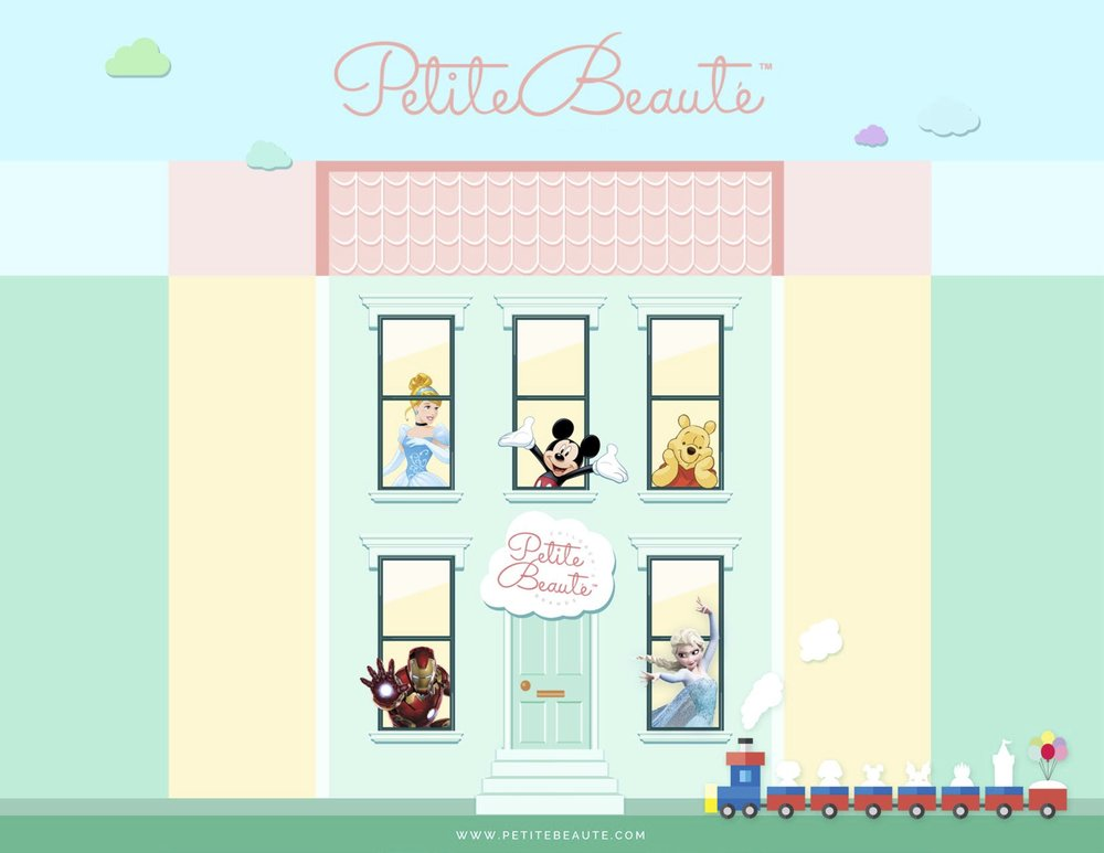 PETITE BEAUTÉ   BRINGING CHARACTERS FROM CLASSIC FAIRY TALES & TV SHOWS TO LIFE. INTERACTION  WITH THEM HELPS CHILDREN GROW THEIR IMAGINATION & DEVELOPMENT.  ALL PRODUCTS ARE BPA FREE.                                                            FREE OF: PARABEN, ETHANOL, TALC, MINERAL OIL & ARTIFICIAL COLORS.