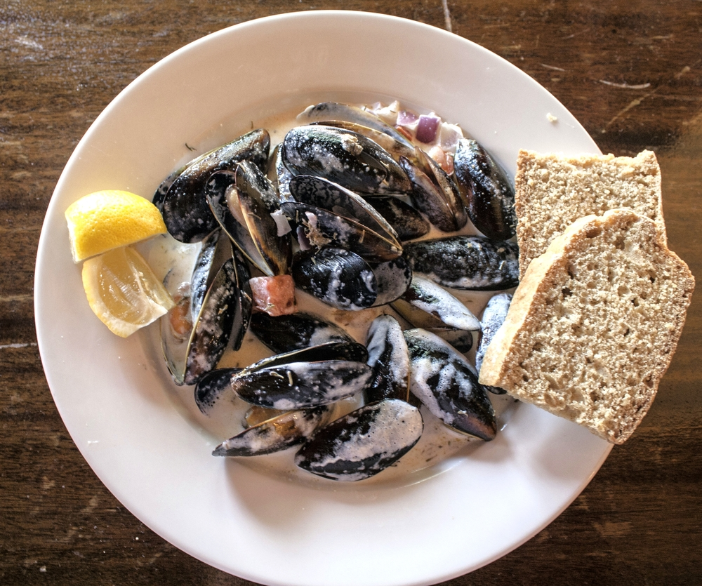 Galway Bay Mussels