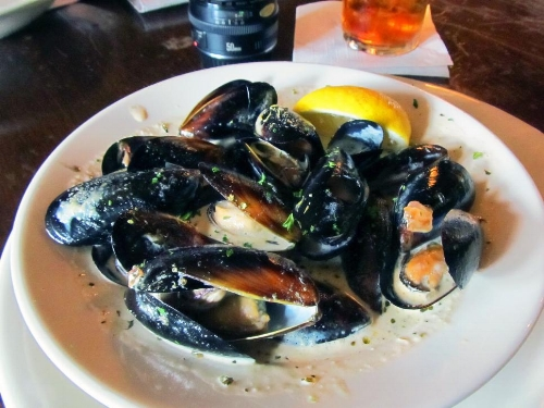 Celtic Crossing Mussels Food Network