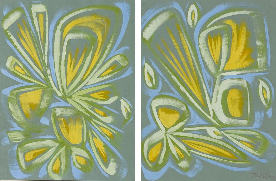 Modern Marigold I & II