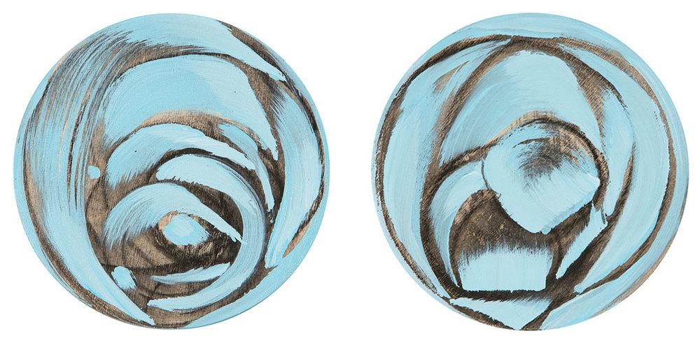 Blue Blossom I & II