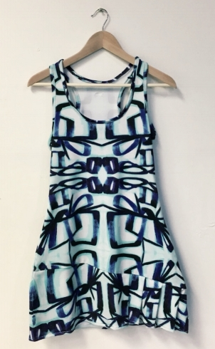 Game, Set, Match dress, $185