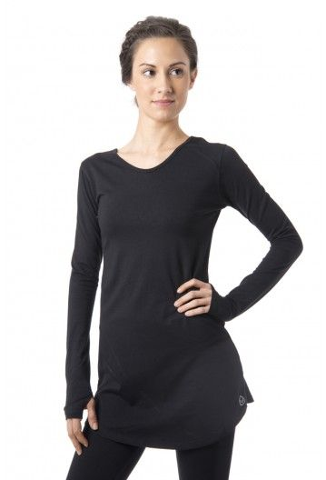 Tunic styling by TASC Performance -- simple and chic and LOCAL
