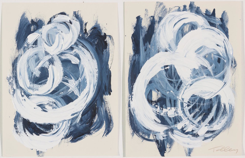 Petit Bleu I & II