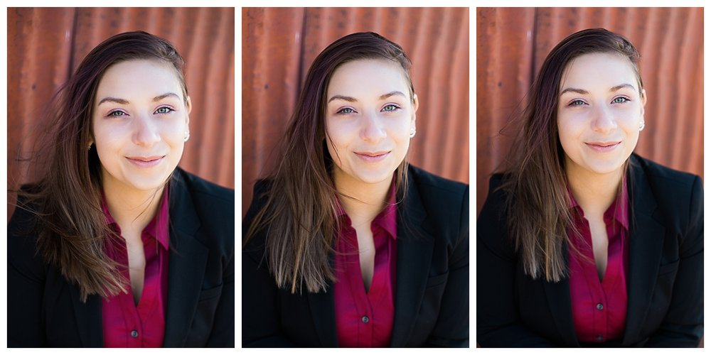 business head shots