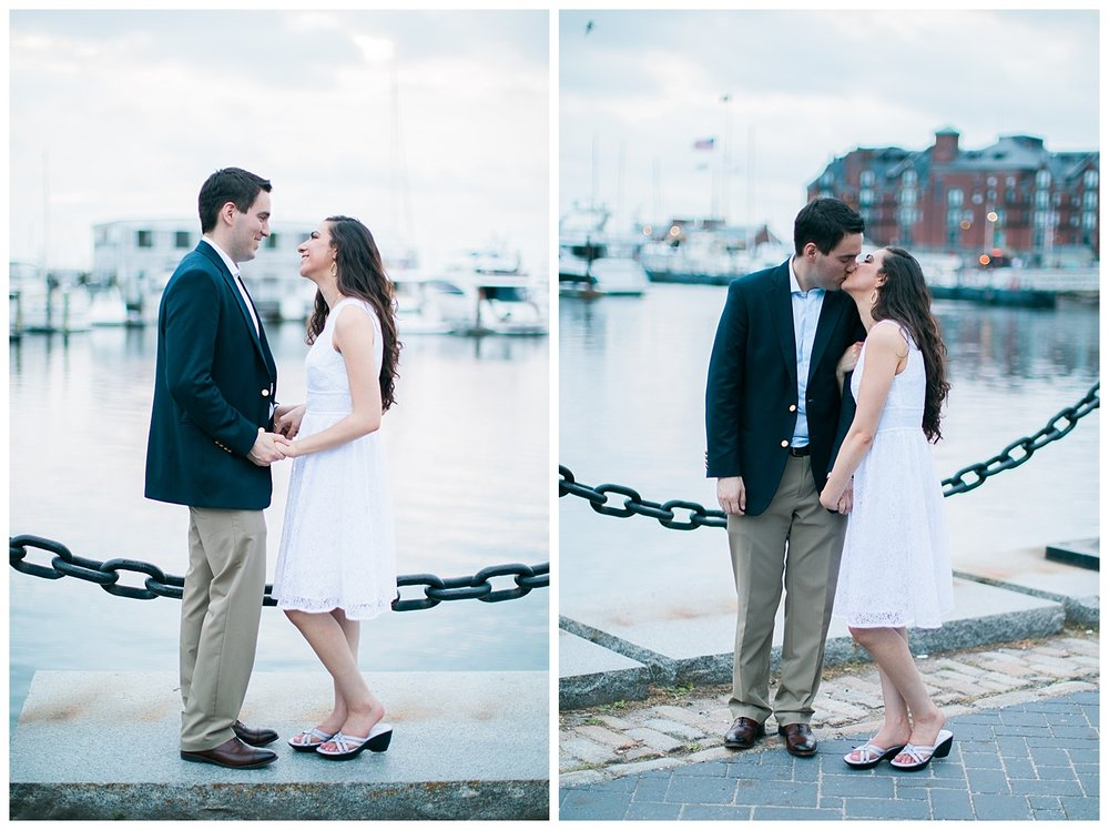 Boston Engagement Photos