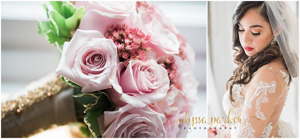 Romantic Boston Wedding