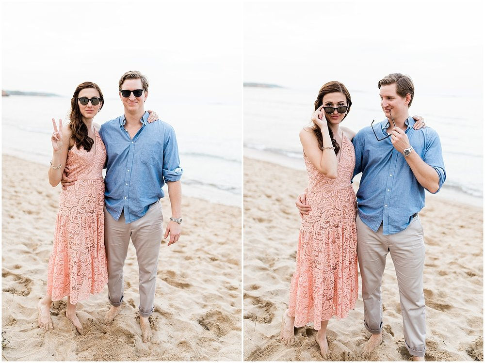 I love these photos! And love how fun Ian and Lauren are!!