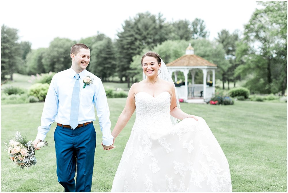 Bride and Groom portraits by Alyssa Parker Photography