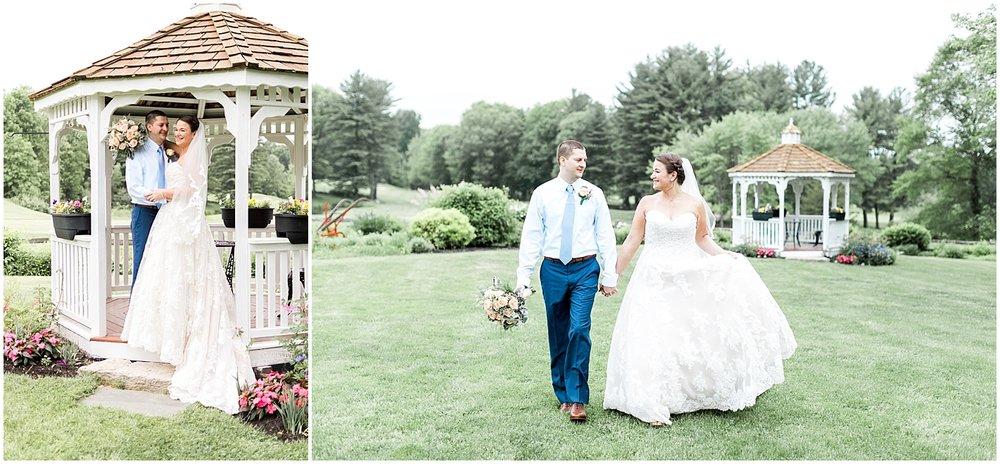 wedding blissful meadows golf club by Alyssa Parker Photography