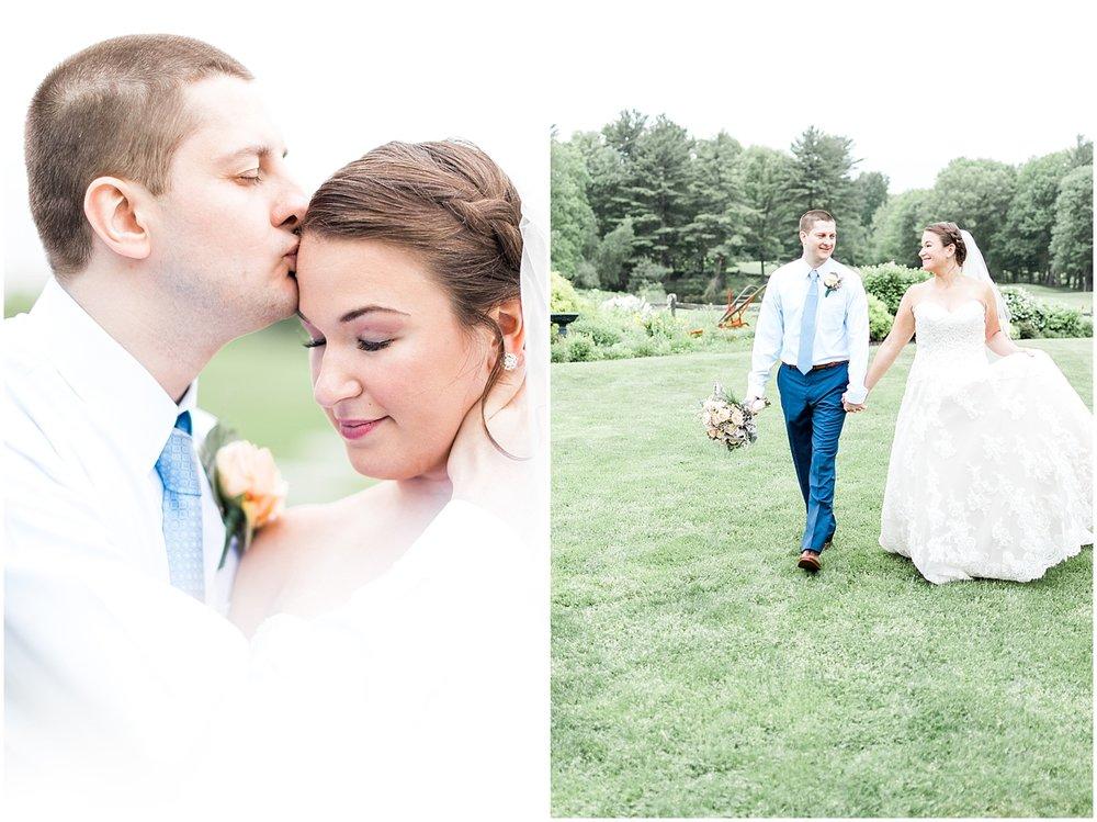 Timeless wedding photos by Alyssa Parker Photography
