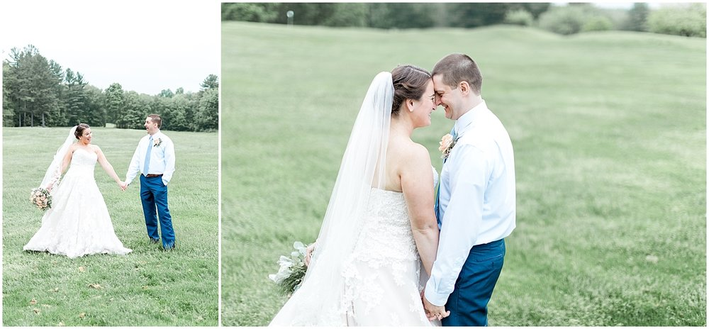 Personality wedding photos by Alyssa Parker Photography