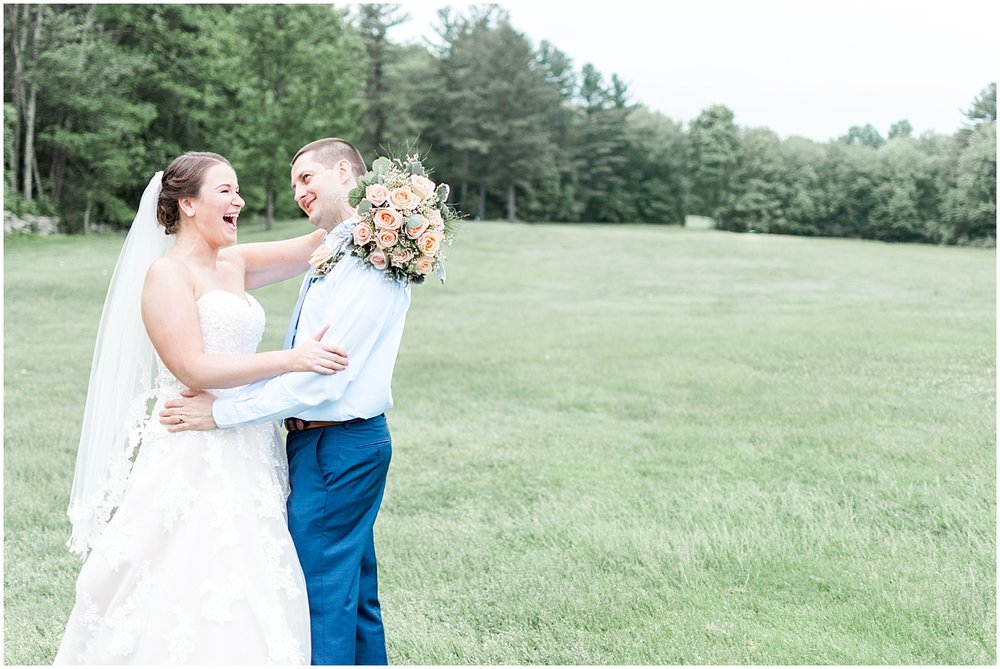 Candid Wedding photo by Alyssa Parker Photography