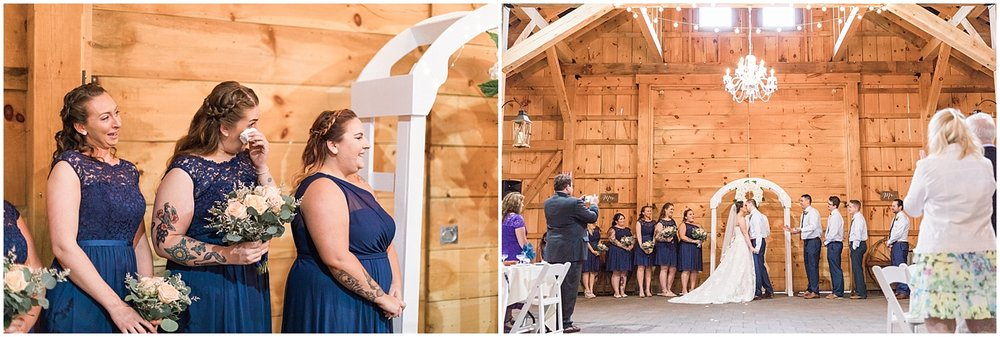 Emotional ceremony images  by Alyssa Parker Photography