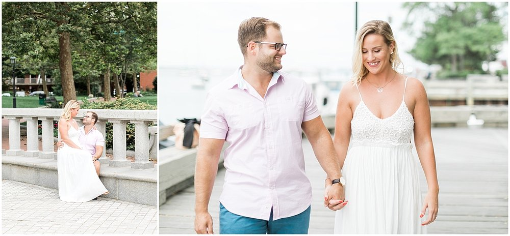 Massachusetts engagement session by Alyssa parker photography