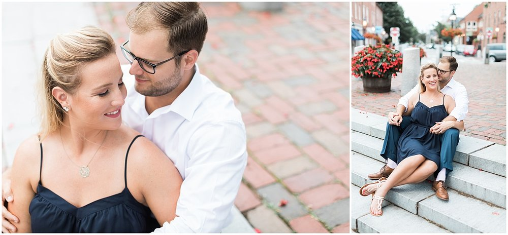 City engagement session by Alyssa parker photography