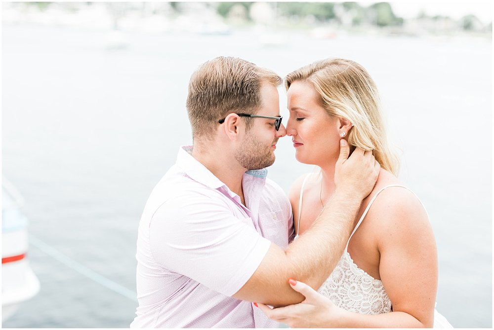 Dreamy engagement session by Alyssa parker photography