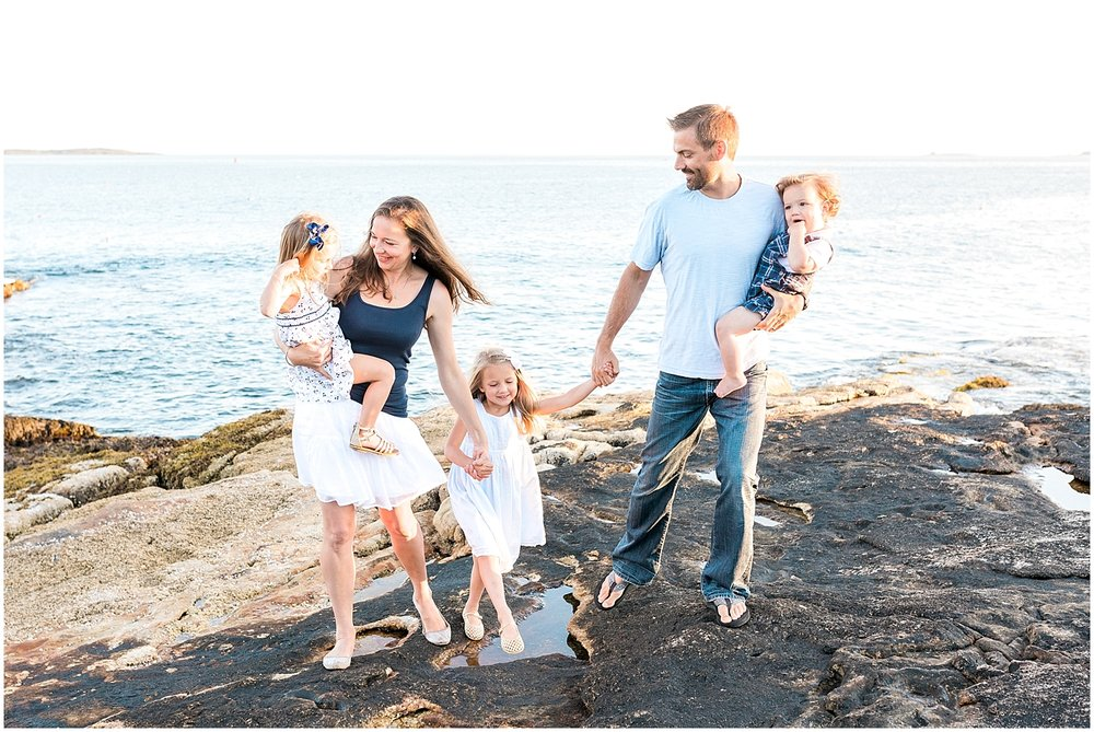 Authentic family photos by Alyssa Parker Photography