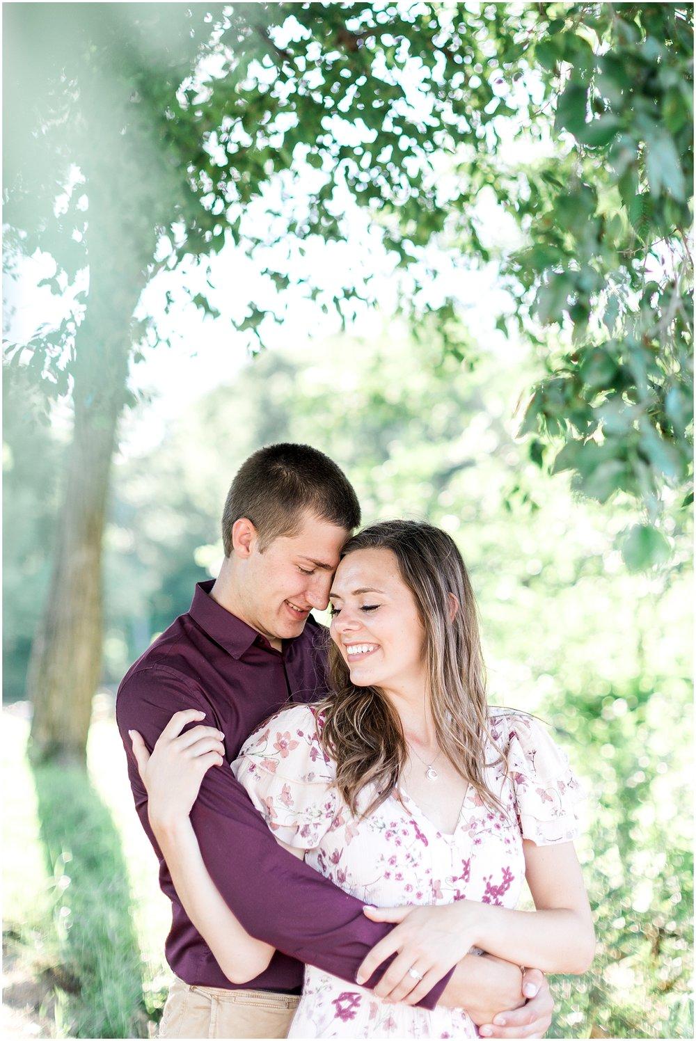 romantic couples session Alyssa Parker Photography