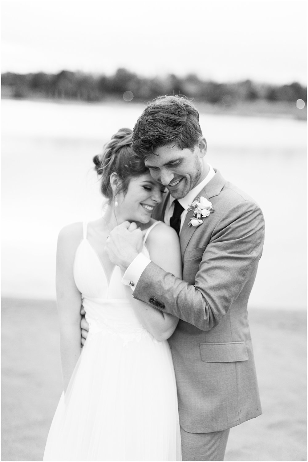 Candid romantic wedding portraits by Alyssa Parker Photography