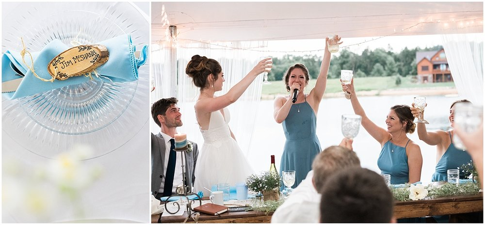 Toasts by Alyssa Parker Photography