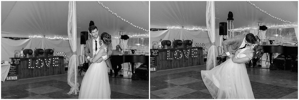 First dance by Alyssa Parker Photography