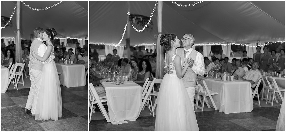 Sweet Father daughter dance by Alyssa Parker Photography