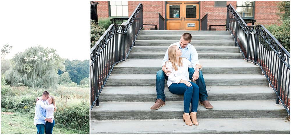 Boston Engagement session Photos by Alyssa Parker Photography
