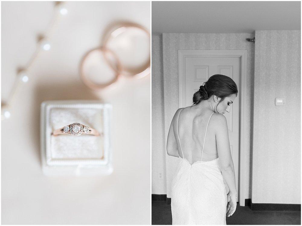 Bridal Portrait by Alyssa Parker Photography