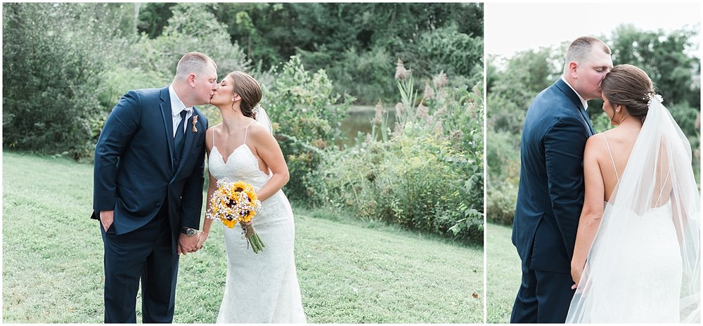 fall wedding photos by Alyssa Parker Photography