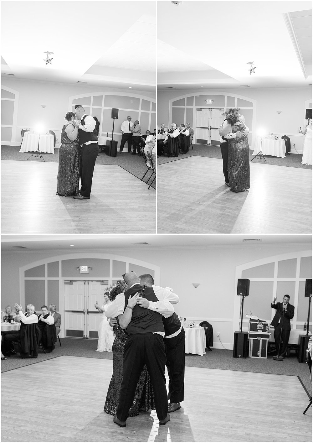 mother son dance photo by Alyssa Parker Photography