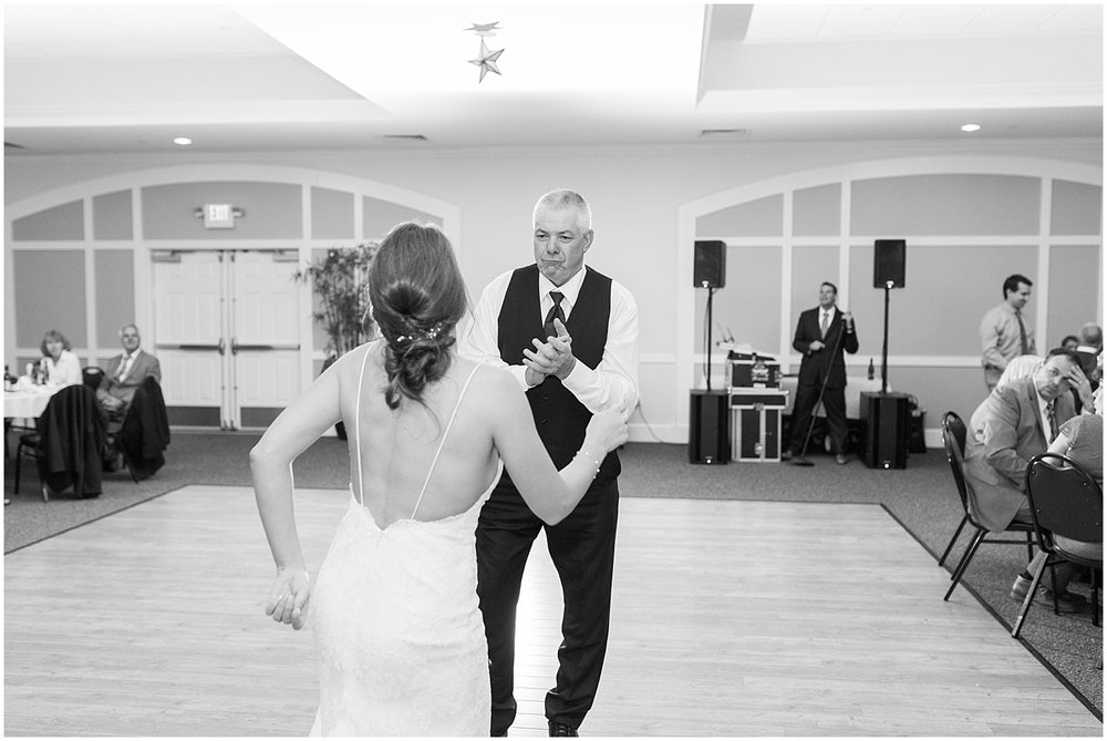 father daughter dance photo by Alyssa Parker Photography