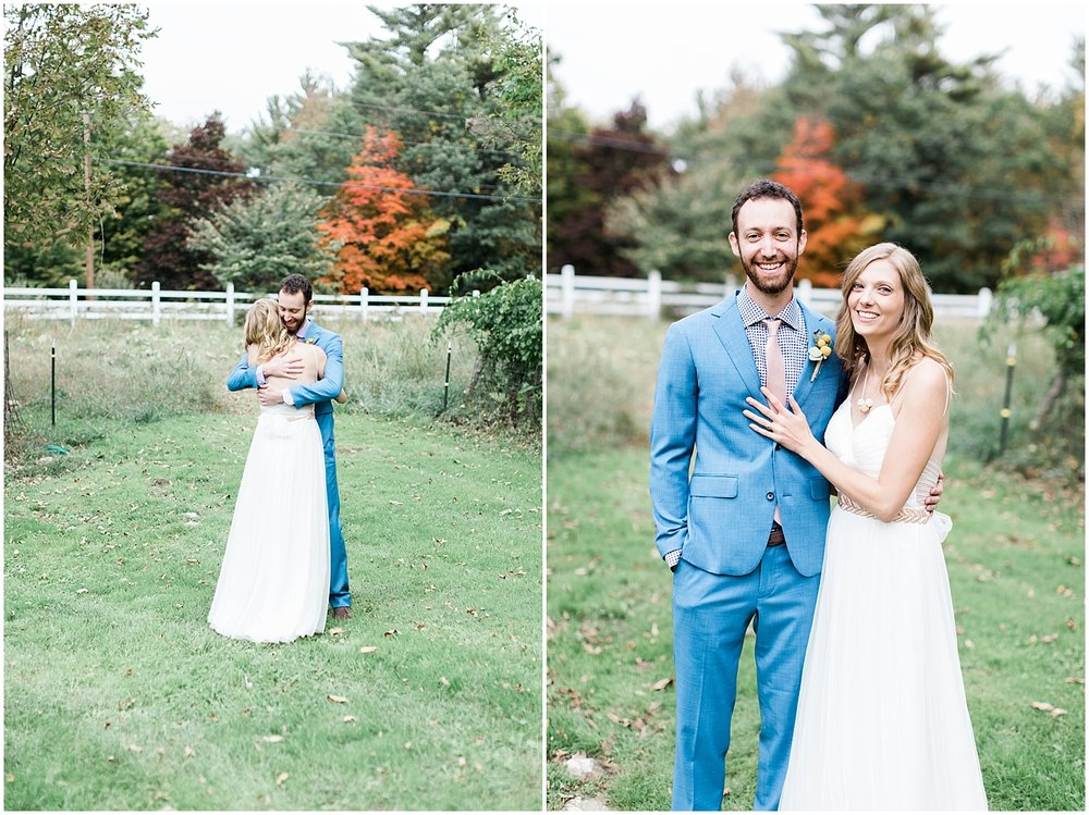 Tumbledown farms fall wedding