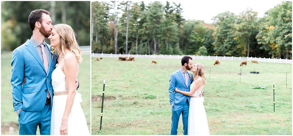 Romantic Wedding Portraits by Alyssa Parker Photography