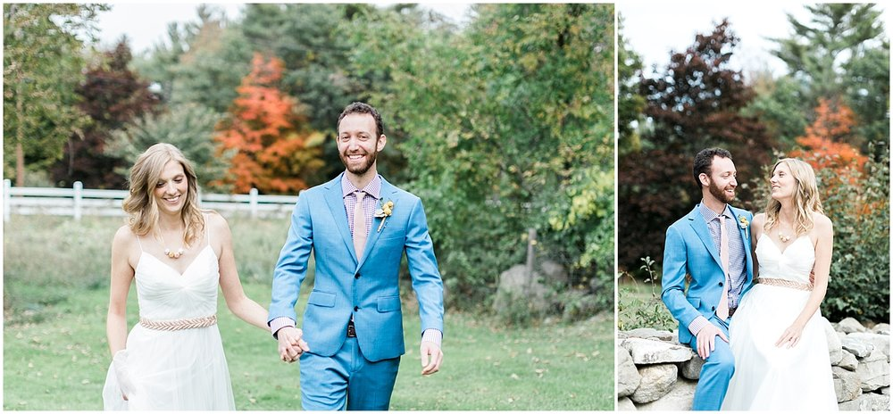 Fall Wedding Pictures by Alyssa Parker Photography