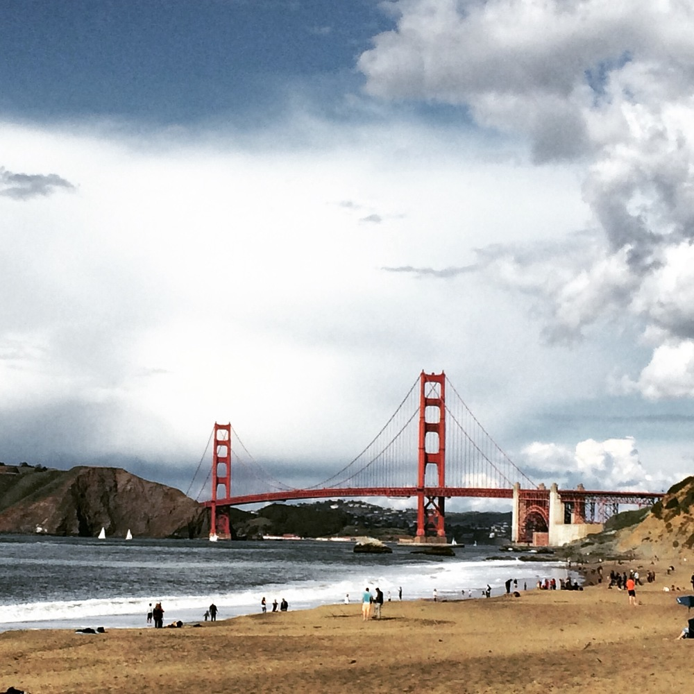 Baker Beach : San Francisco