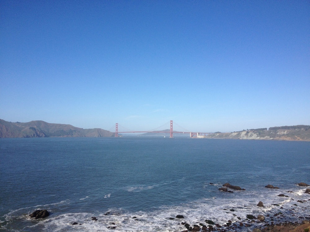 Land's End : San Francisco