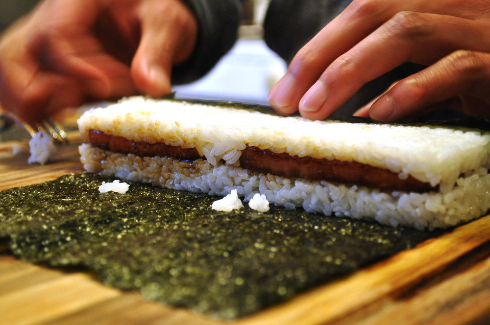 How to make Spam Masubi