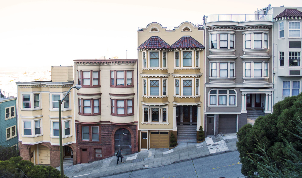 San Francisco housing woes
