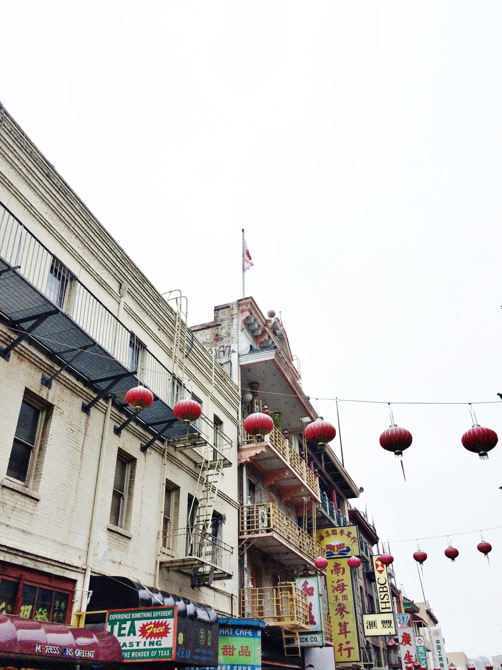 chinatown views
