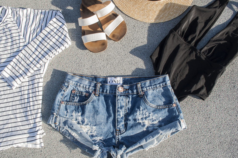 a1b9e431bb Outfit Crisis : One Teaspoon Bandits Shorts Review — Limitless : San ...