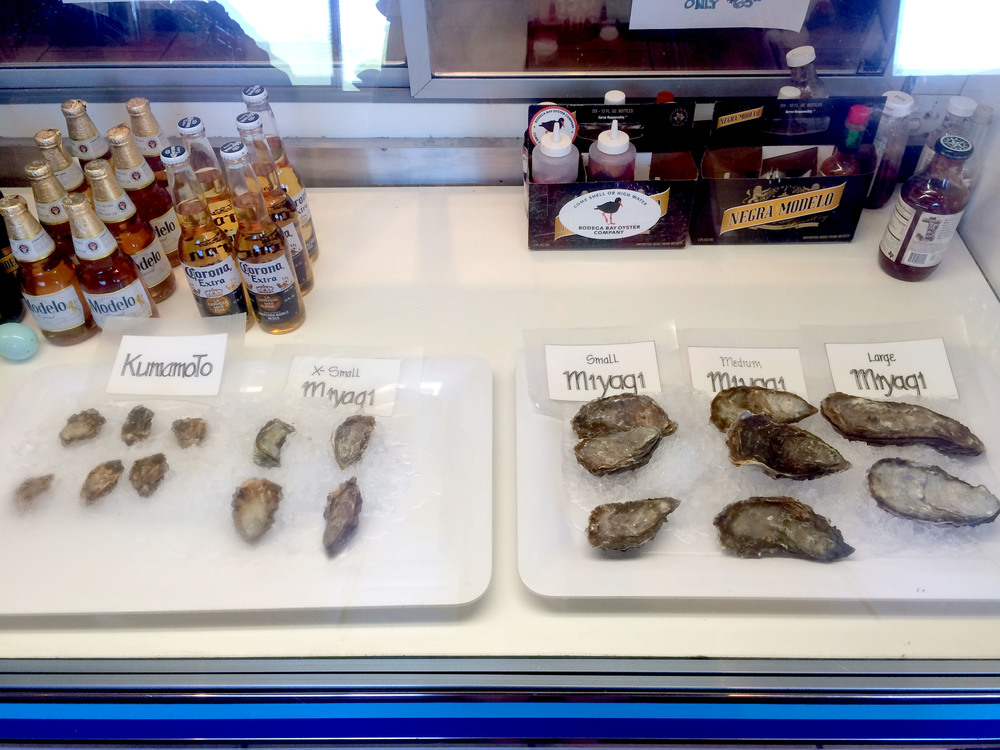 oysters and fixins