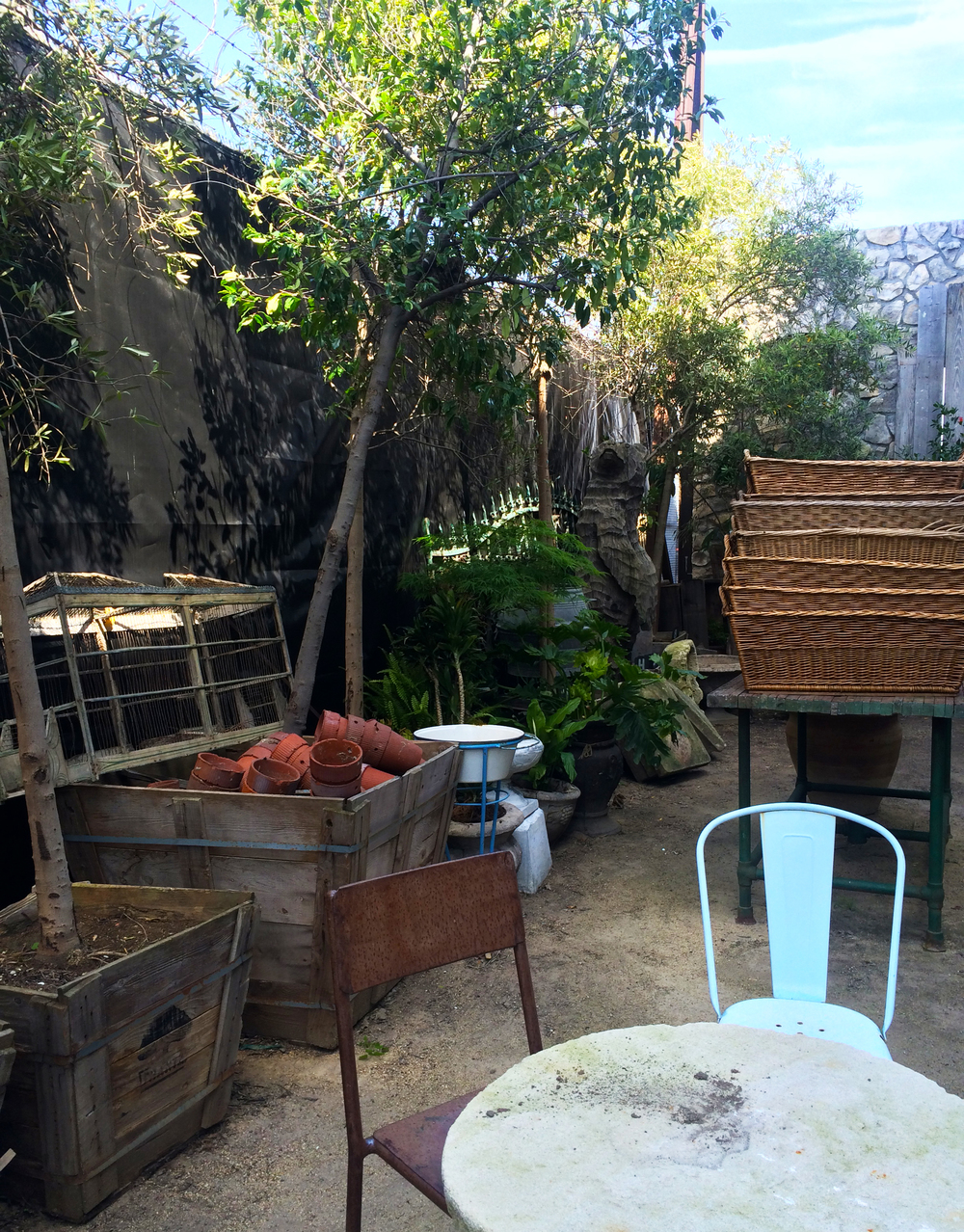 patio goals at big daddy san francisco