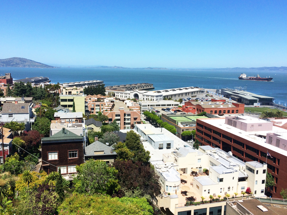 Telegraph Hill views