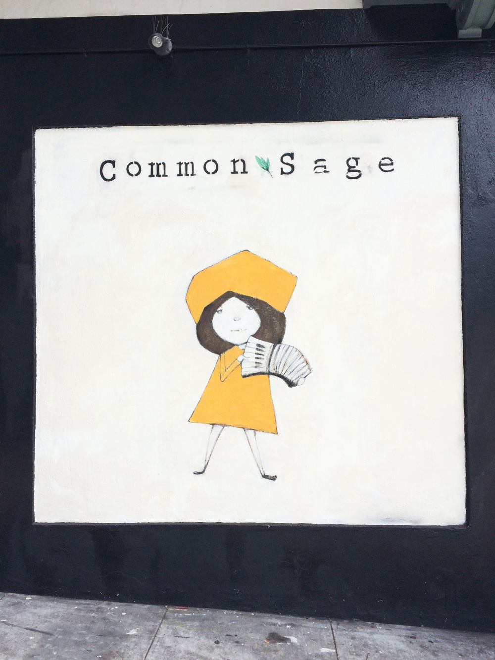 Common Sage SF